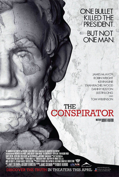 The Conspirator Large Poster