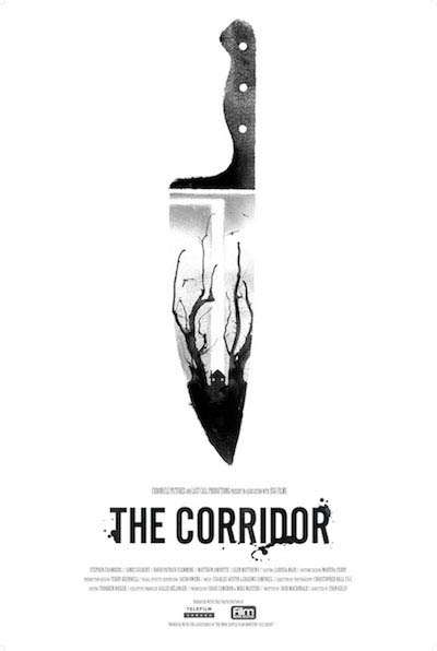 The Corridor Large Poster