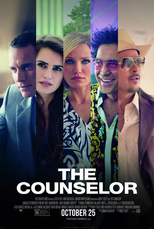 The Counselor Large Poster