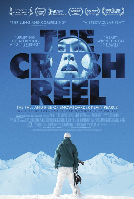 The Crash Reel Large Poster