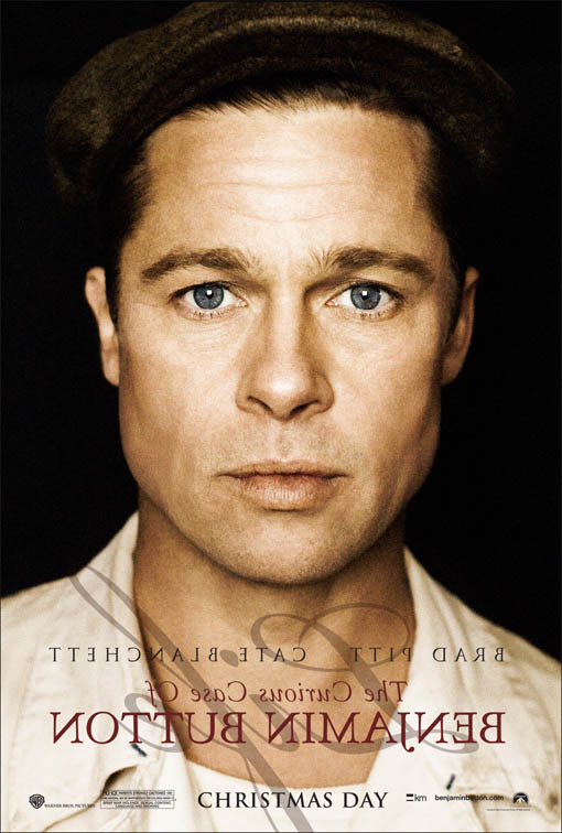 The Curious Case of Benjamin Button Large Poster