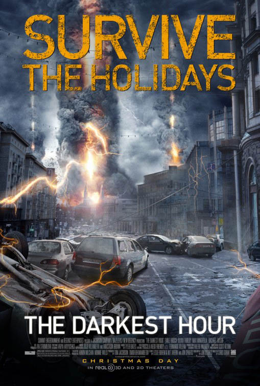 The Darkest Hour Large Poster