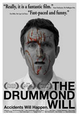 The Drummond Will Movie Poster