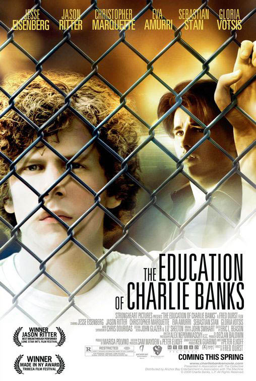 The Education of Charlie Banks Large Poster