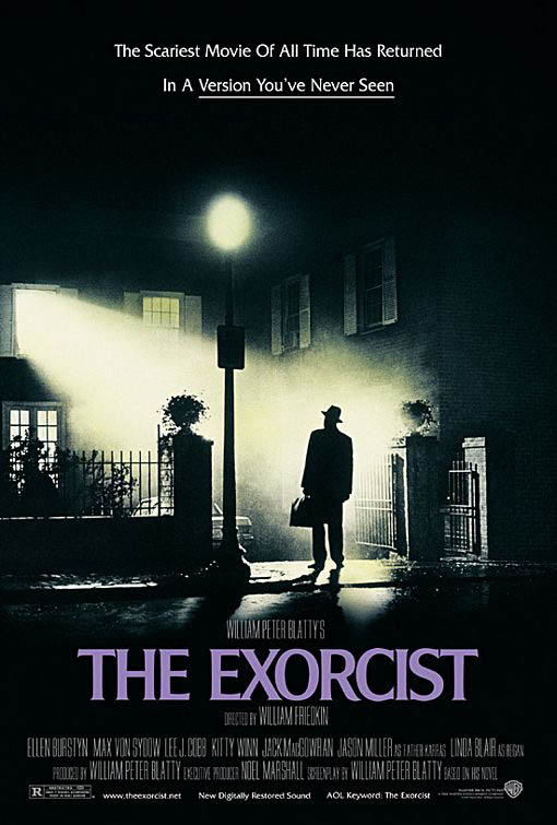 The Exorcist Large Poster