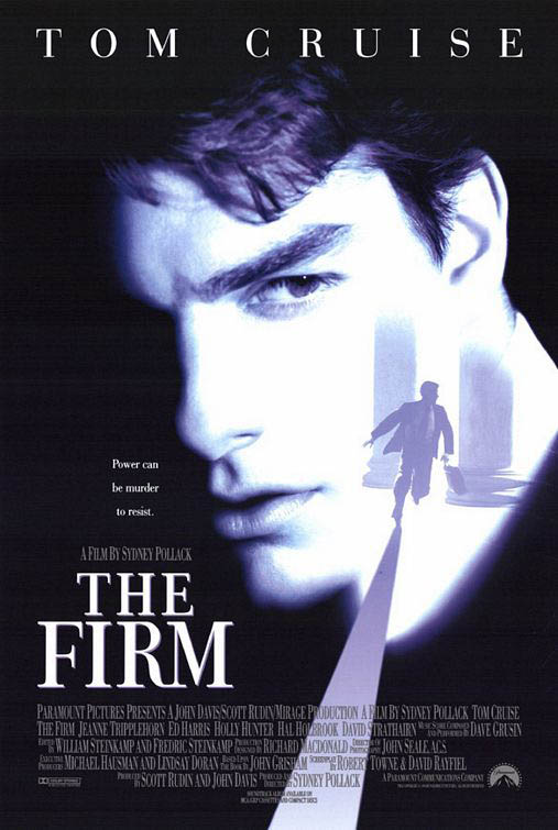 The Firm Large Poster