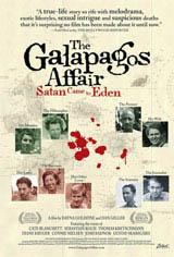 The Galápagos Affair: Satan Came to Eden Movie Poster