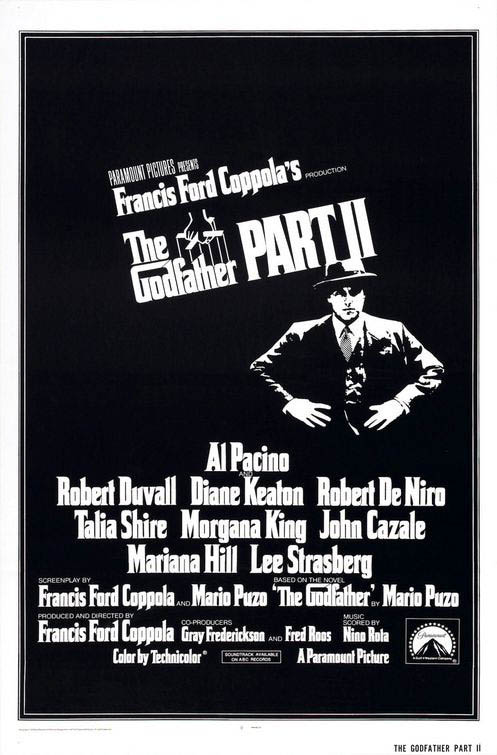 The Godfather: Part II Large Poster