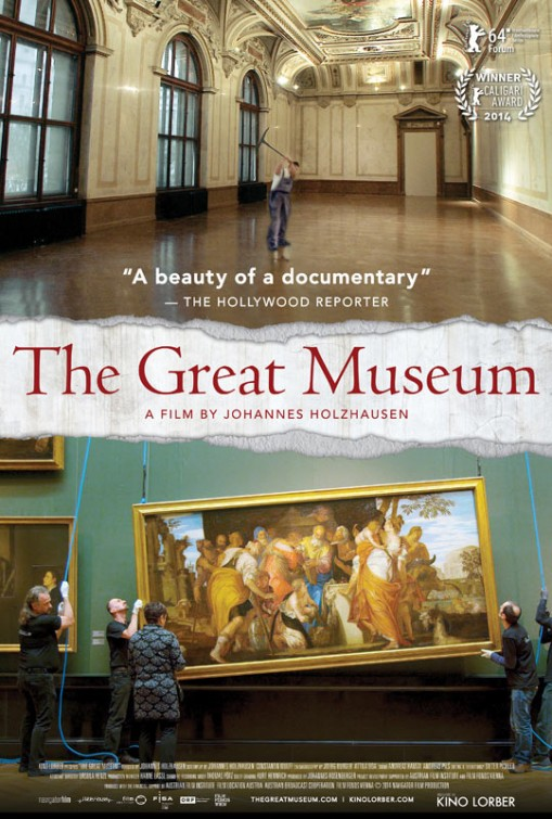 The Great Museum Large Poster