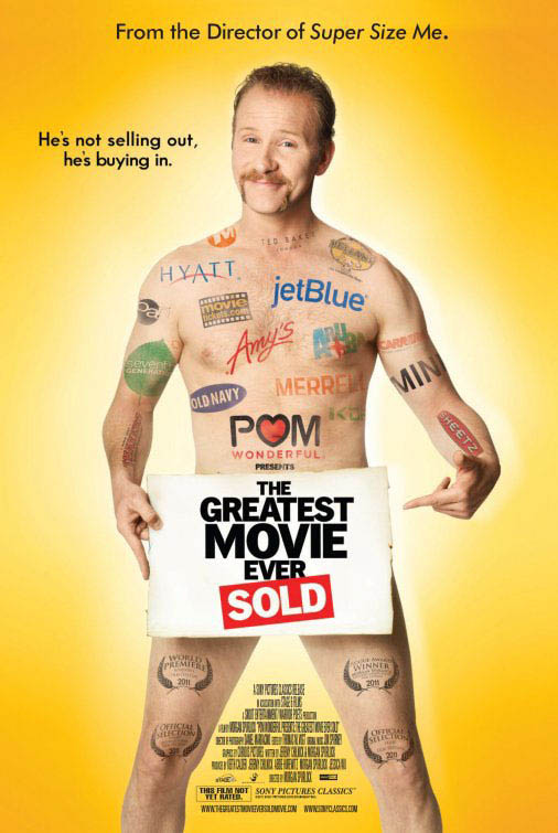 POM Wonderful Presents: The Greatest Movie Ever Sold Large Poster