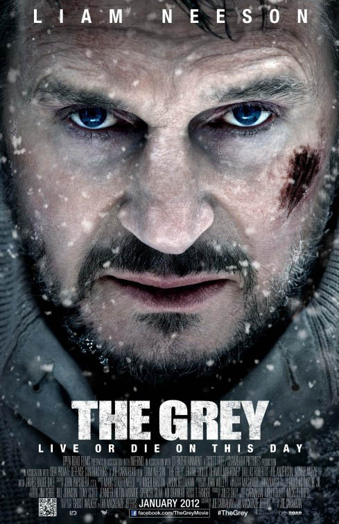 The Grey Large Poster