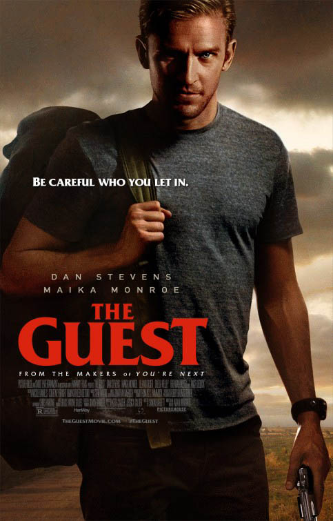 The Guest Large Poster