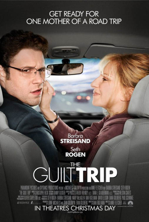 The Guilt Trip Large Poster
