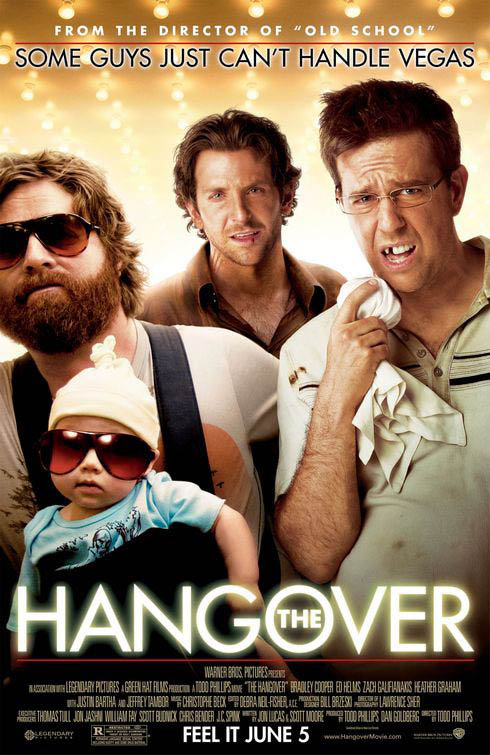 The Hangover Large Poster
