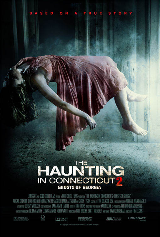 The Haunting in Connecticut 2: Ghosts of Georgia Large Poster
