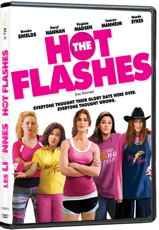 The Hot Flashes Large Poster