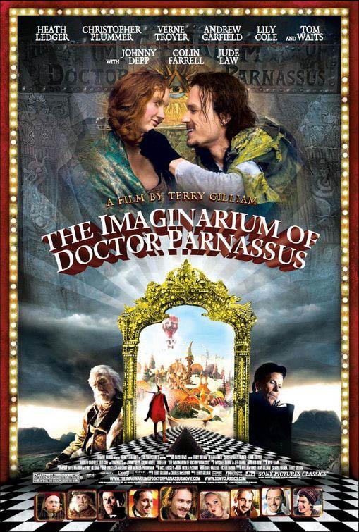 The Imaginarium of Doctor Parnassus Large Poster