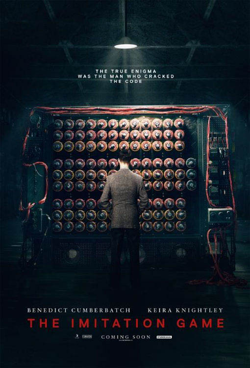 The Imitation Game Large Poster