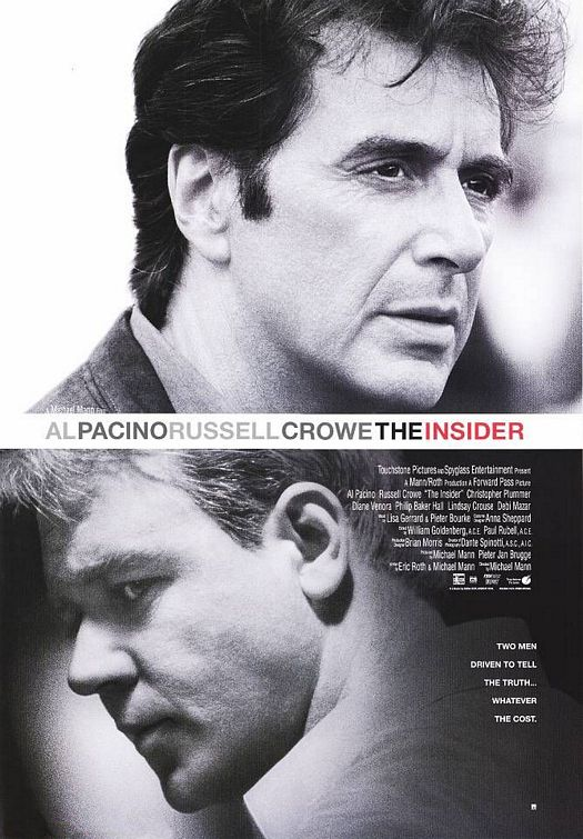 The Insider Large Poster