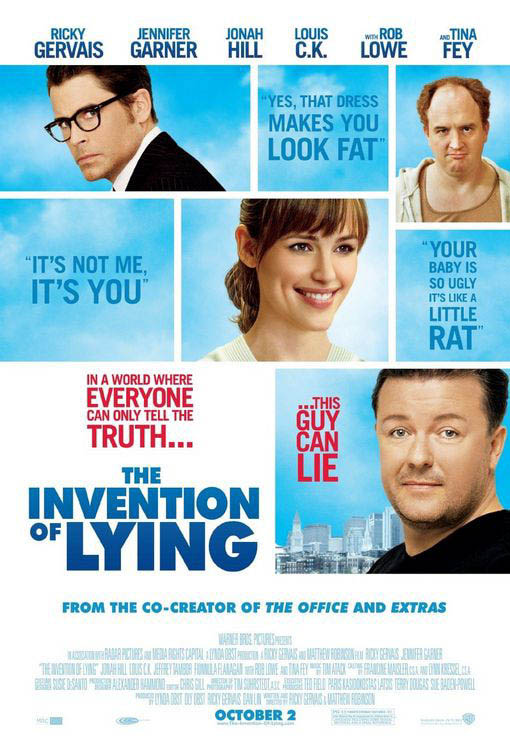 The Invention of Lying Large Poster