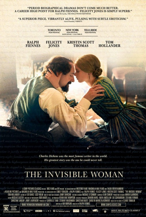 The Invisible Woman (v.o.a.) Large Poster