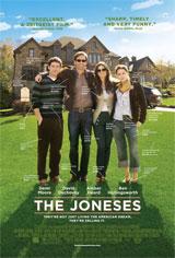 The Joneses (2010) Movie Poster