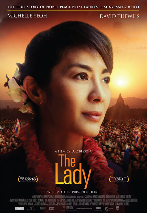The Lady Large Poster