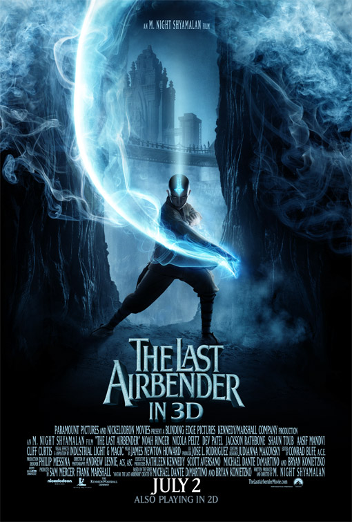 The Last Airbender Large Poster