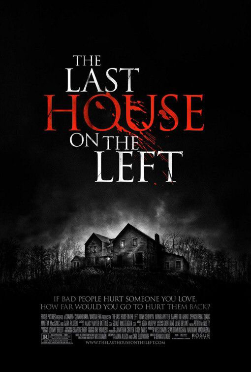 The Last House on the Left (2009) Large Poster