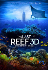 The Last Reef 3D: Cities Beneath the Sea Movie Poster