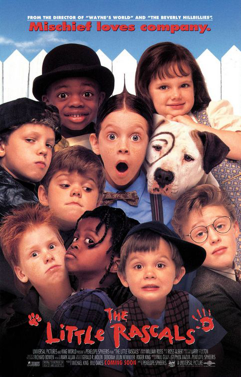 The Little Rascals Large Poster