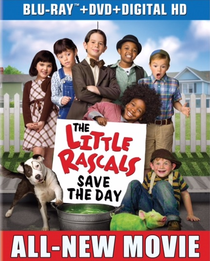 The Little Rascals Save the Day  Large Poster