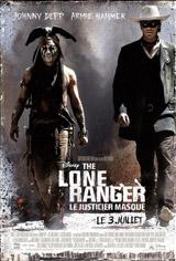 The Lone Ranger : Le justicier masqué Movie Poster