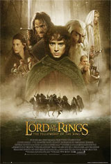 The Lord of the Rings: The Fellowship Of The Ring Movie Poster