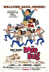 The Love Bug Movie Poster