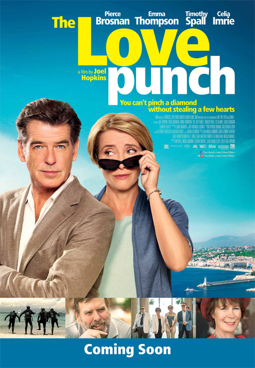 The Love Punch Large Poster