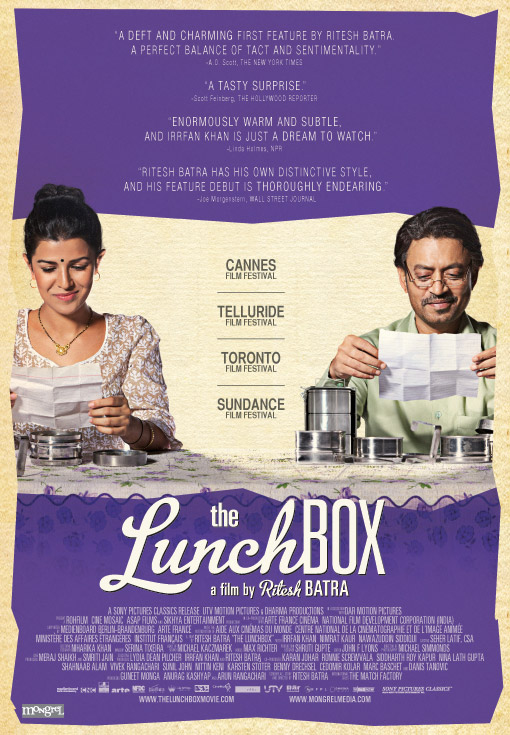 The Lunchbox Large Poster