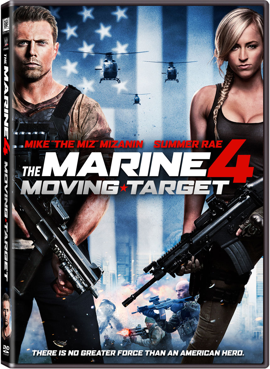 The Marine 4: Moving Target Large Poster