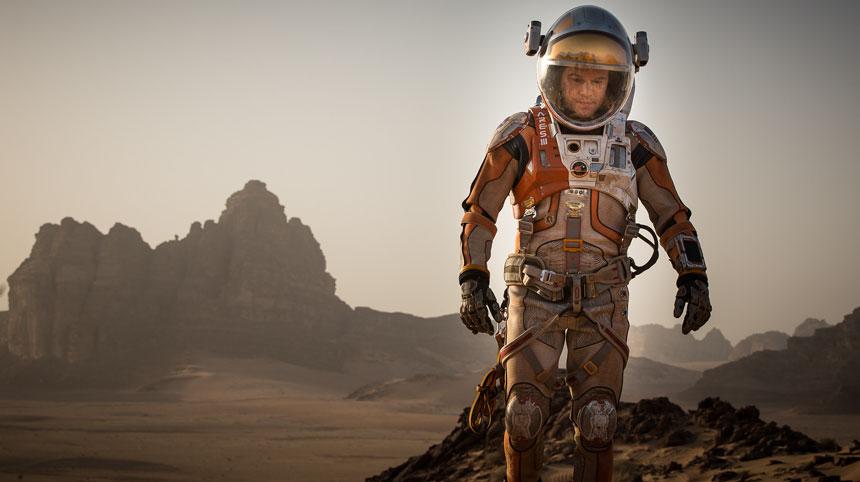 Summary of the Movie Martian