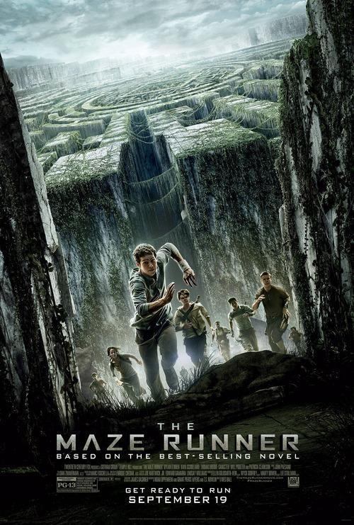 The Maze Runner Large Poster