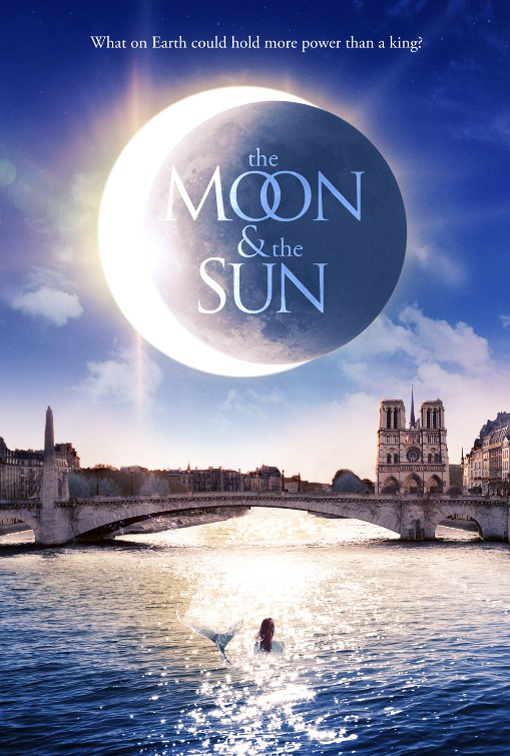 The Moon and the Sun Large Poster