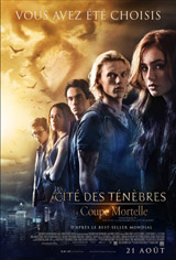 La cité des ténèbres : La coupe mortelle Movie Poster