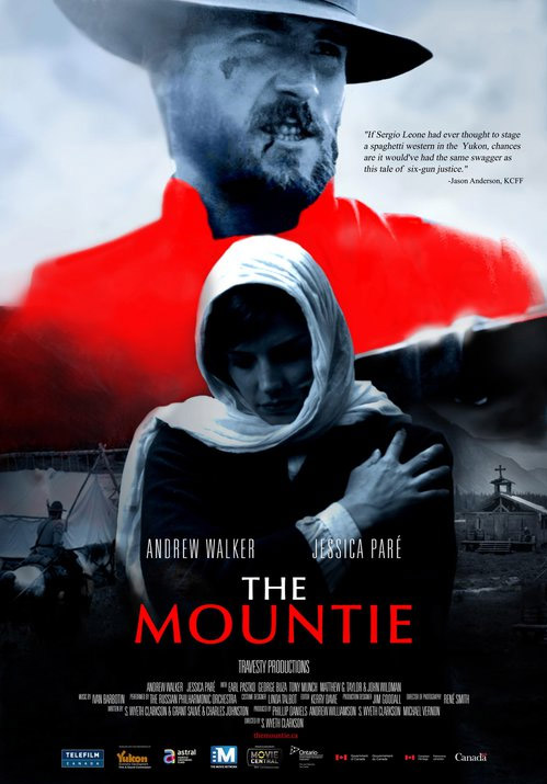 The Mountie Large Poster