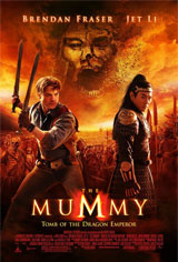 The Mummy: Tomb of the Dragon Emperor Movie Poster