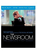 The Newsroom: The Complete First Season Movie Poster
