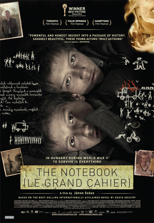 The Notebook (Le grand cahier) Large Poster