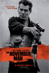 The November Man On DVD