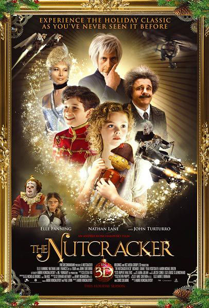 The Nutcracker in 3D Large Poster