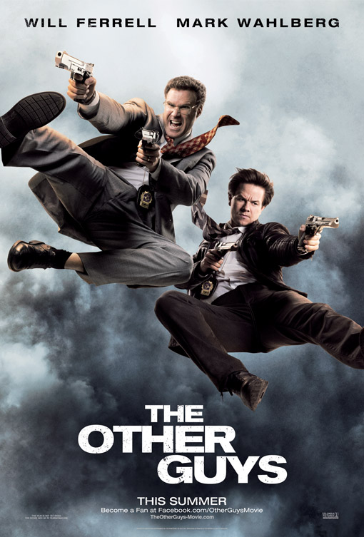 The Other Guys Large Poster