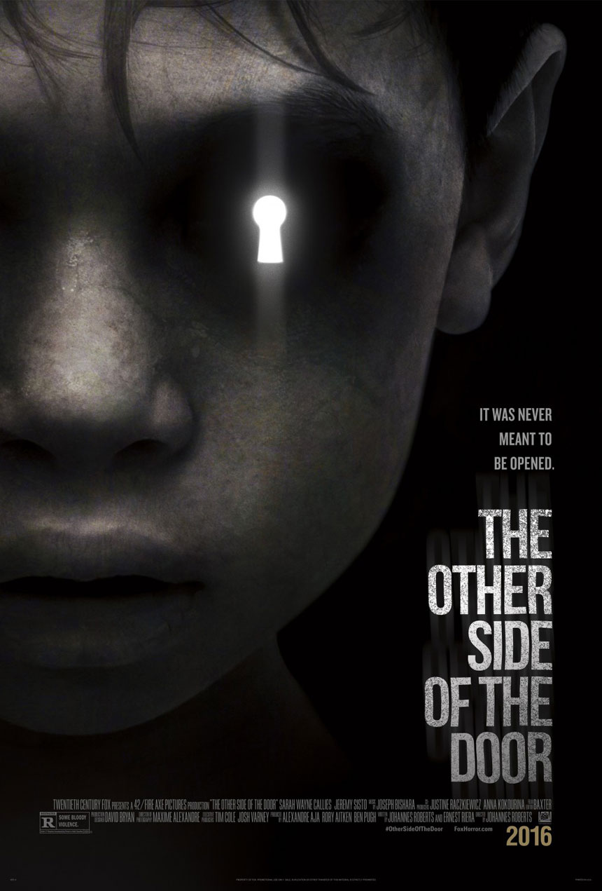 The Other Side of the Door Large Poster